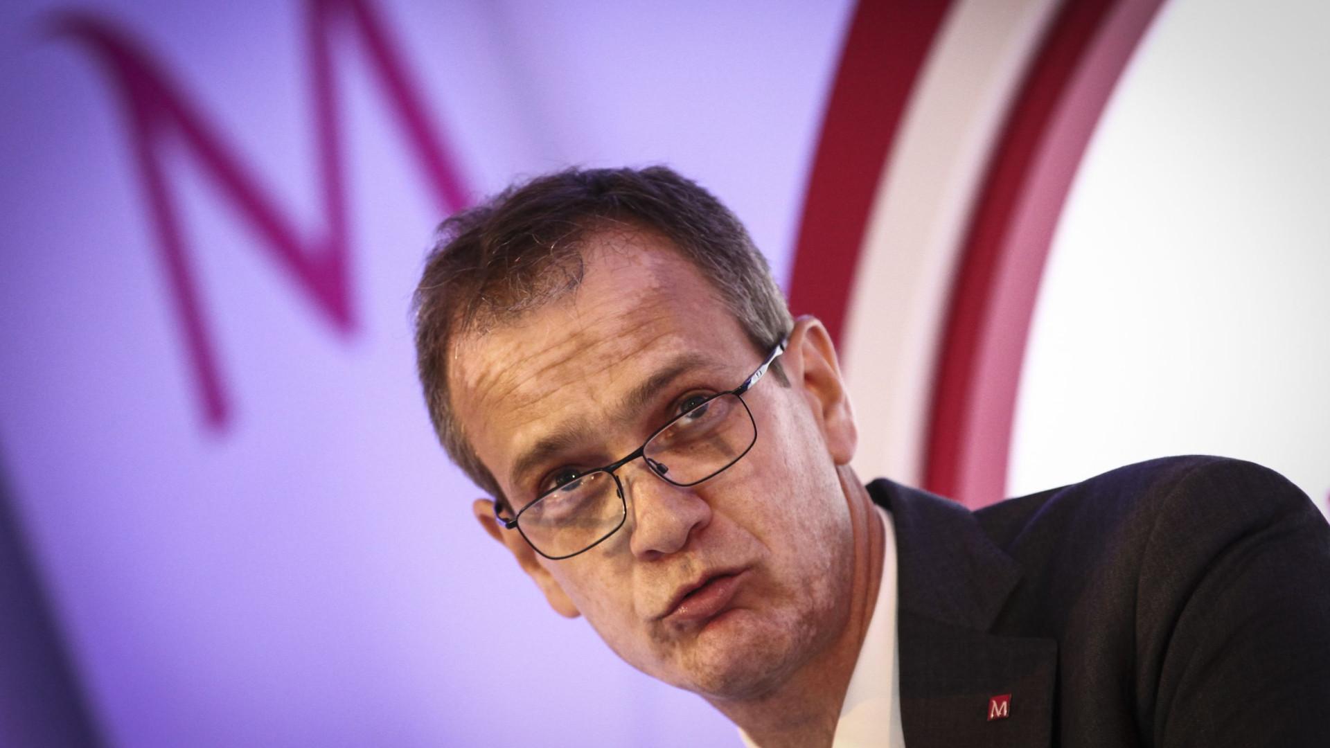 """Novo Banco é um """"fardo"""" para restantes bancos, diz vice-presidente do BCP"""