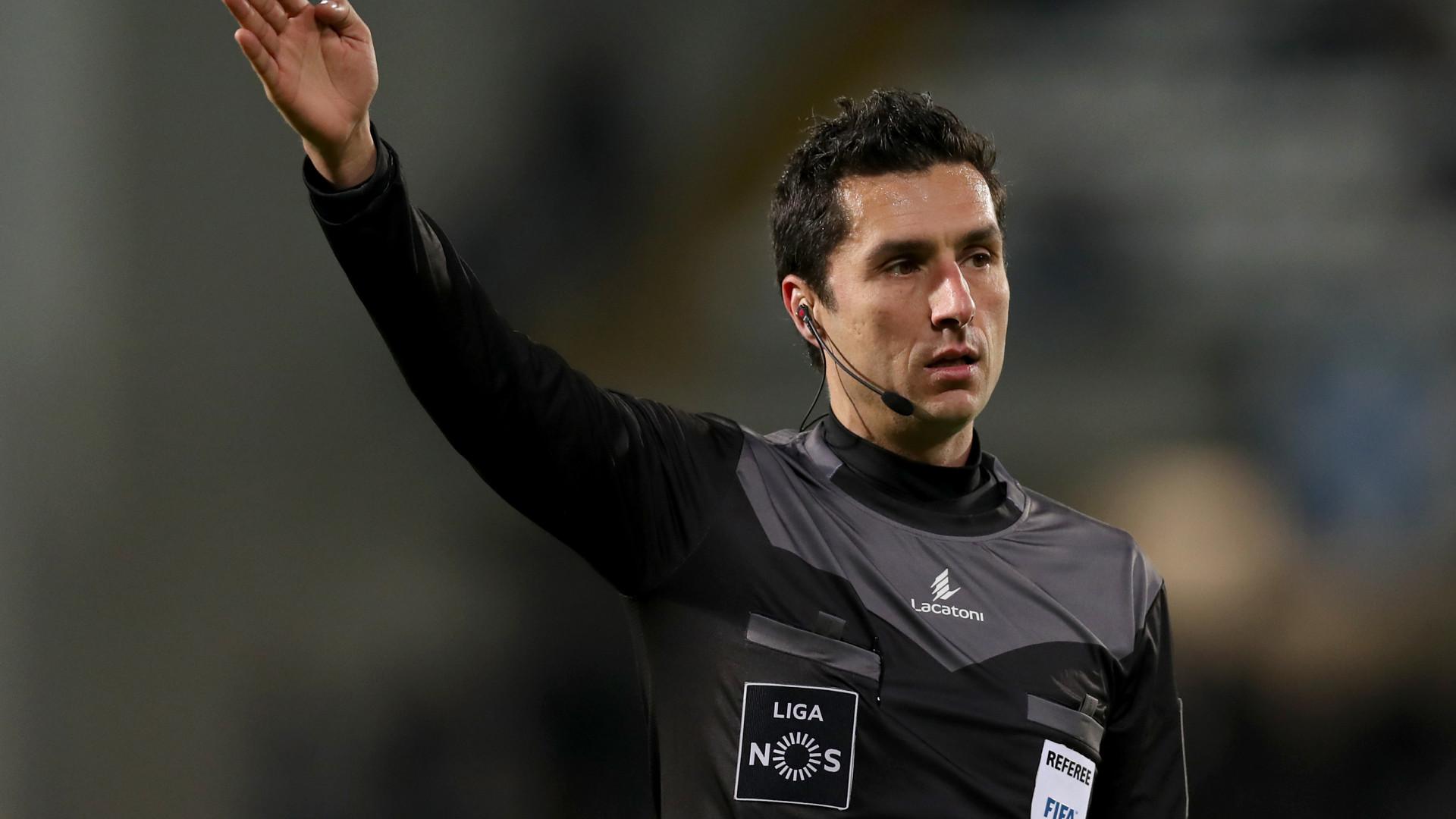 Já há árbitro para o duelo entre Moreirense e Sporting