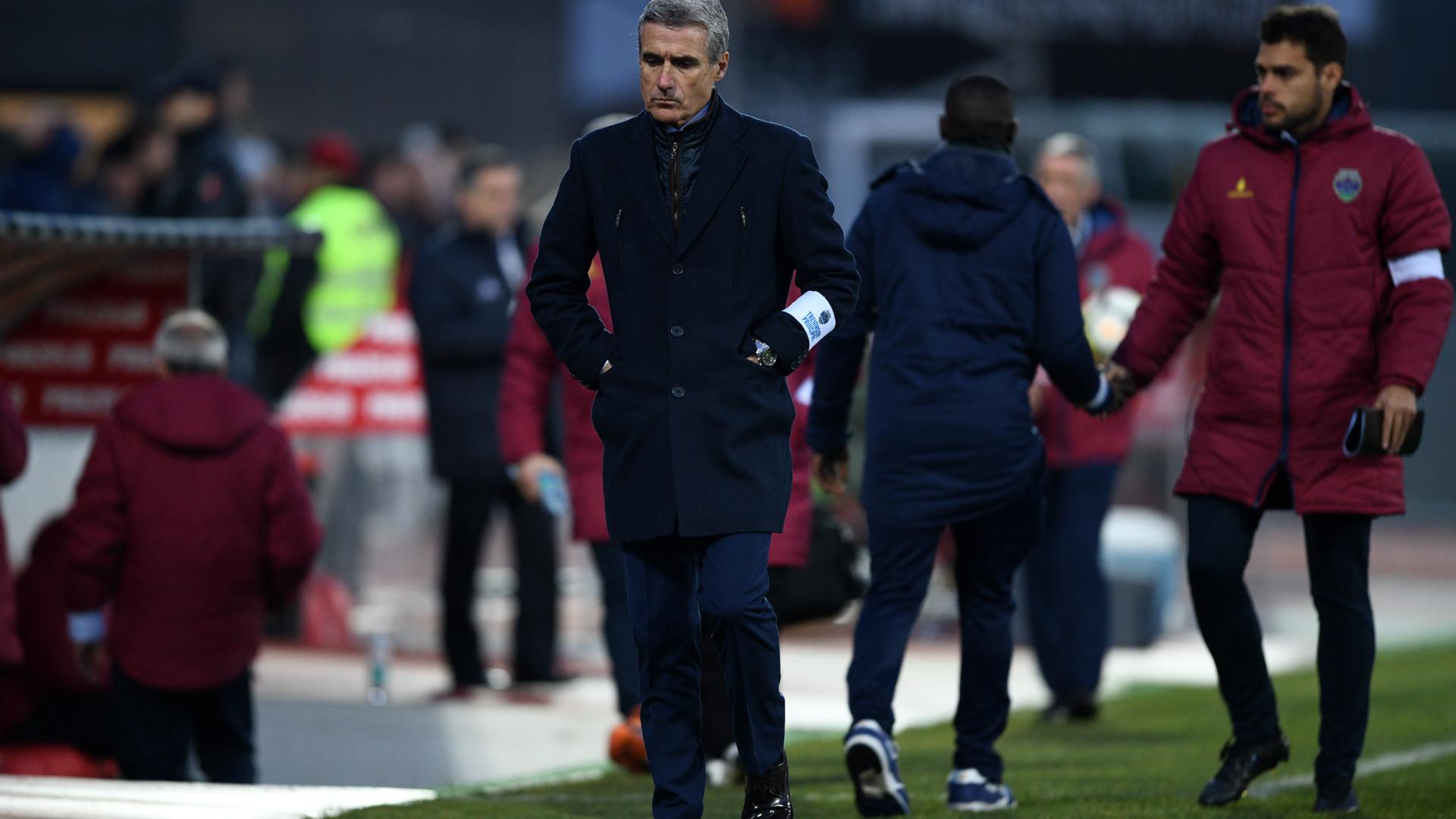 Confirmado: Luís Castro é o novo treinador do Vitória de Guimarães