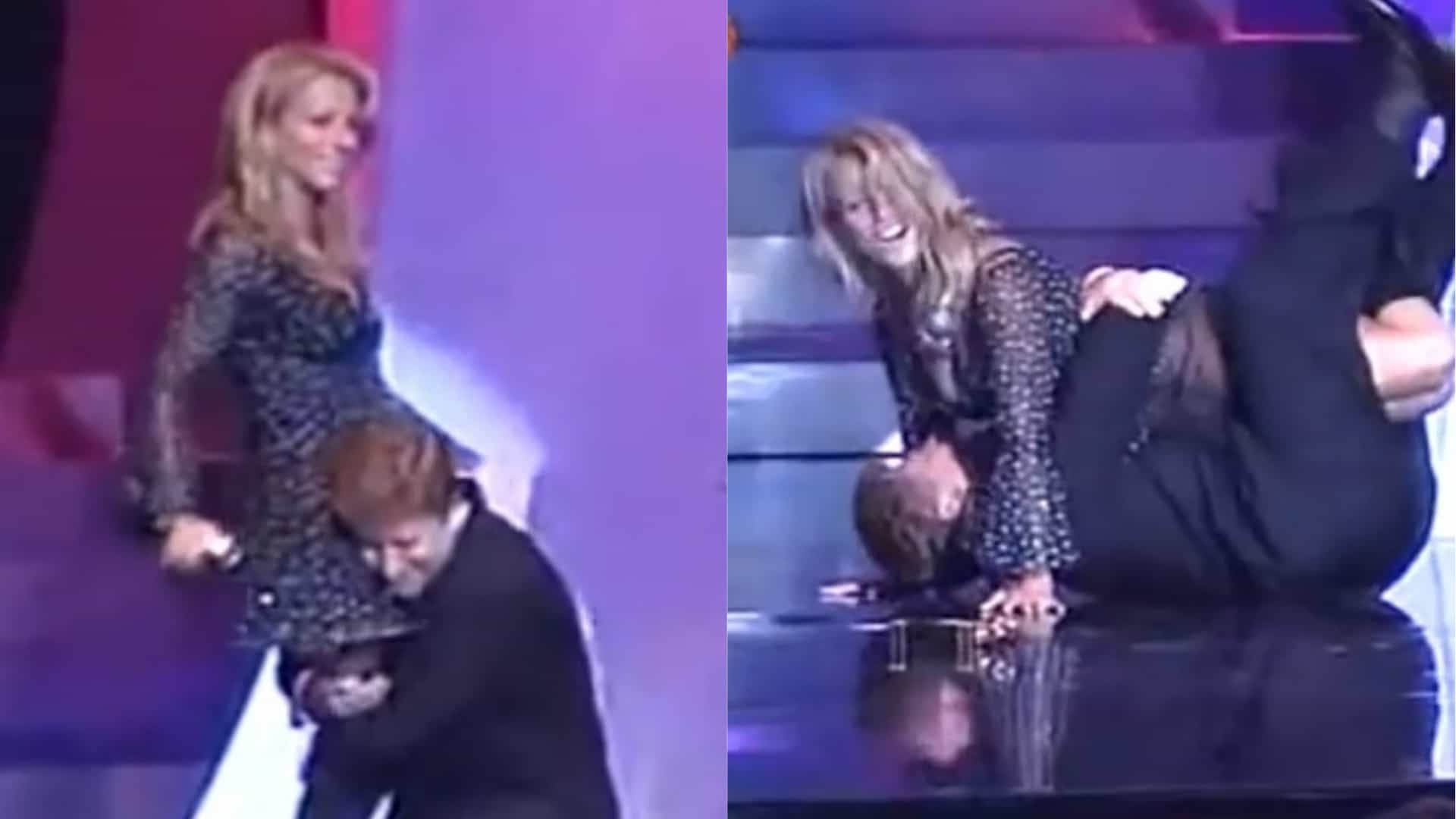 Herman recorda momento hilariante com Alexandra Lencastre nos Globos