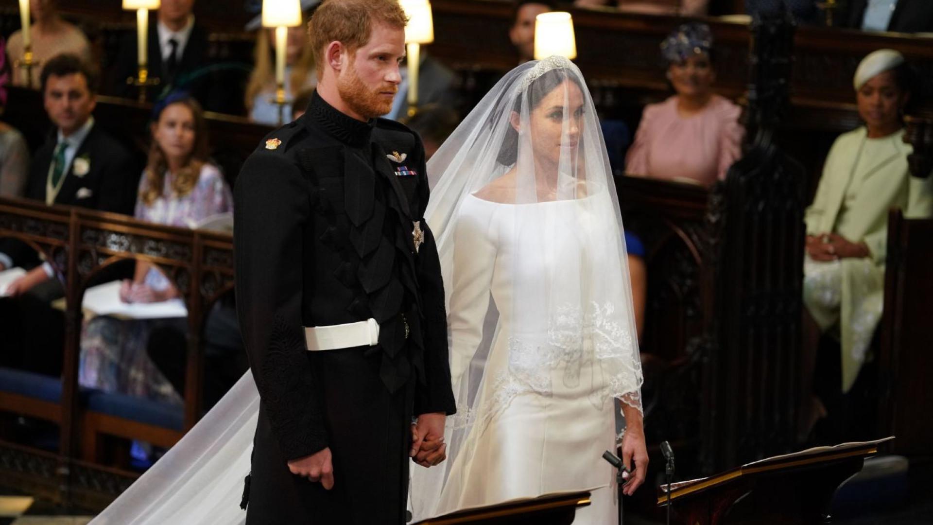Já são várias as provas da influência dos dois maiores casamentos do ano