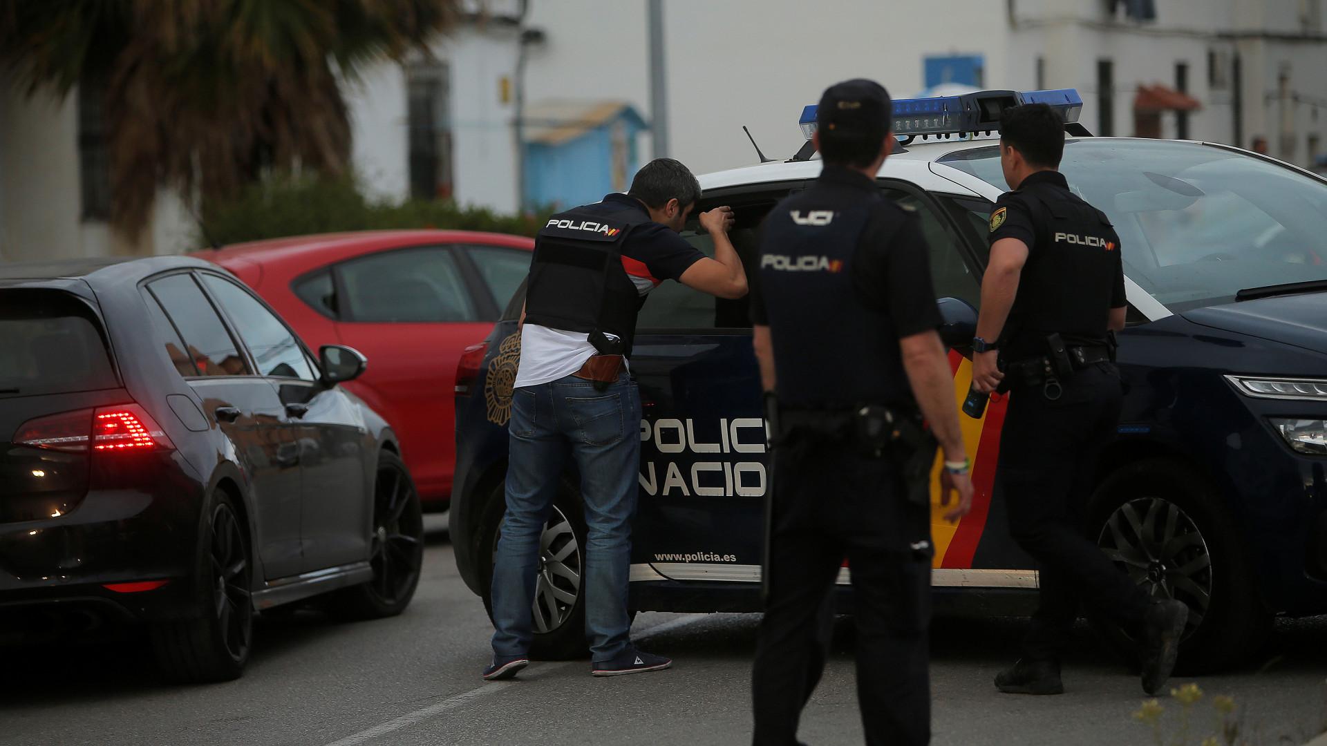 Português detido em Espanha por roubar turistas alemãs