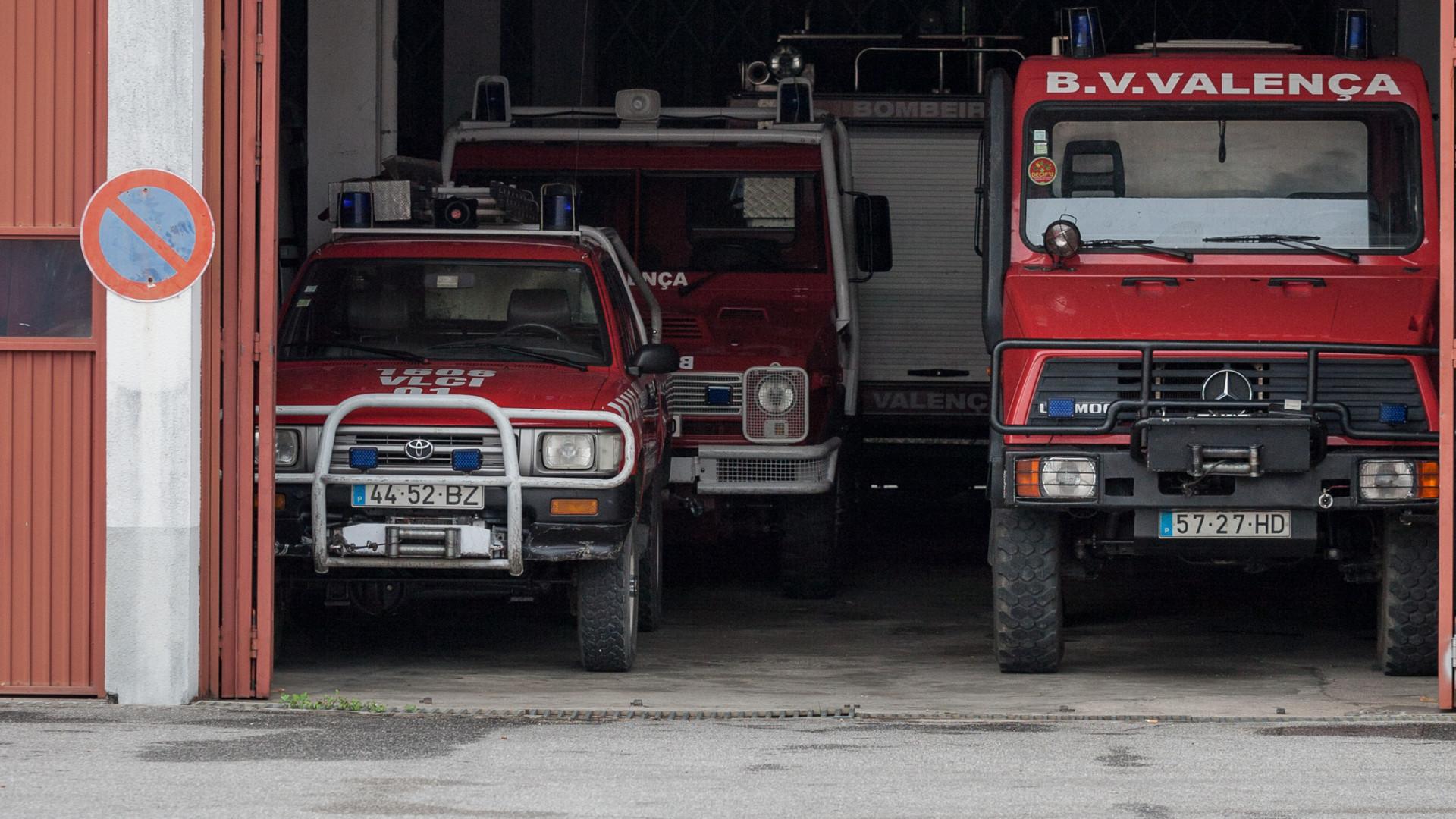 Explosão em Espanha mobiliza bombeiros de Valença. Há várias vítimas