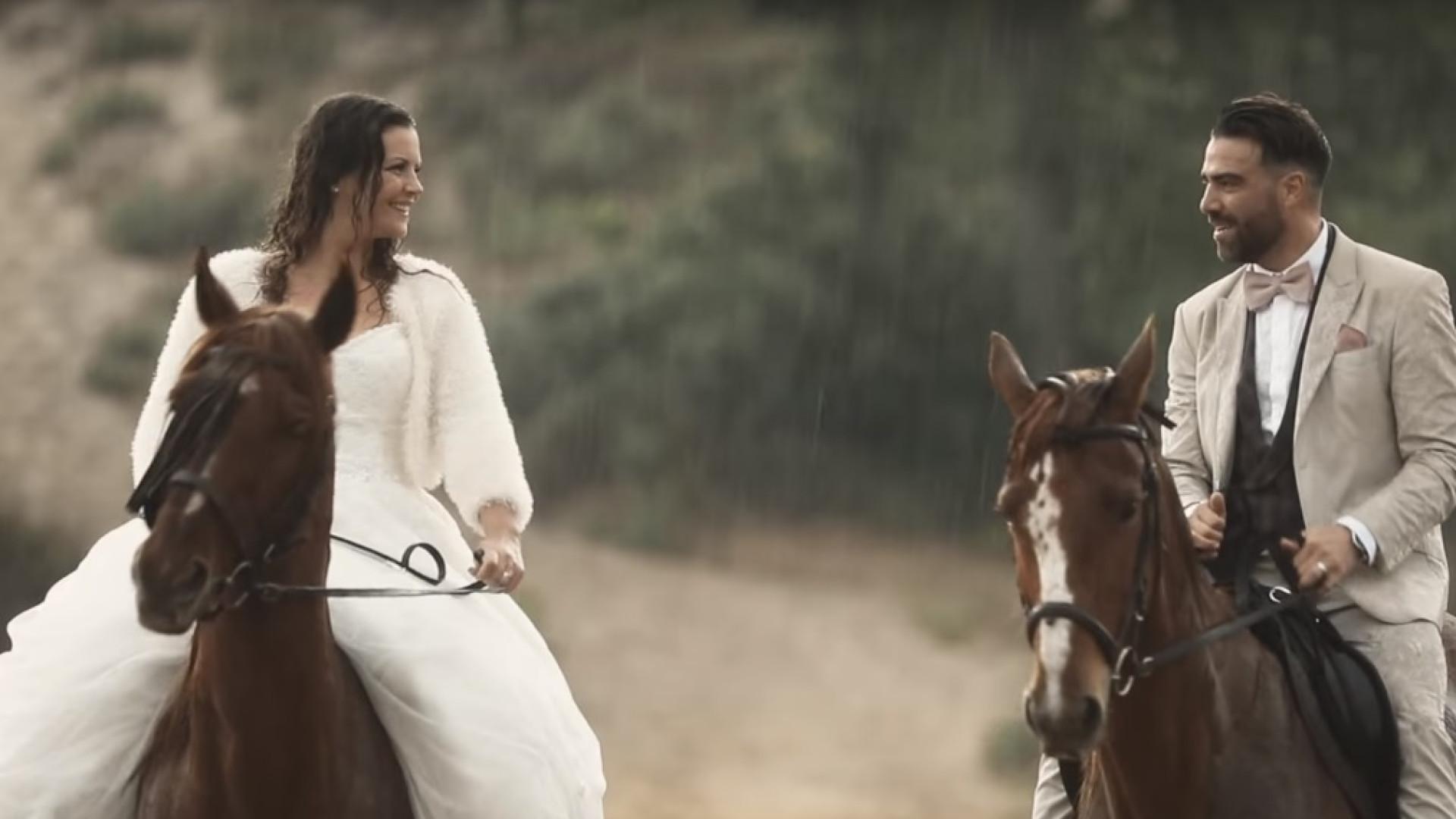 Eis o vídeo oficial do casamento de Sérgio Rosado. O desafio é não chorar