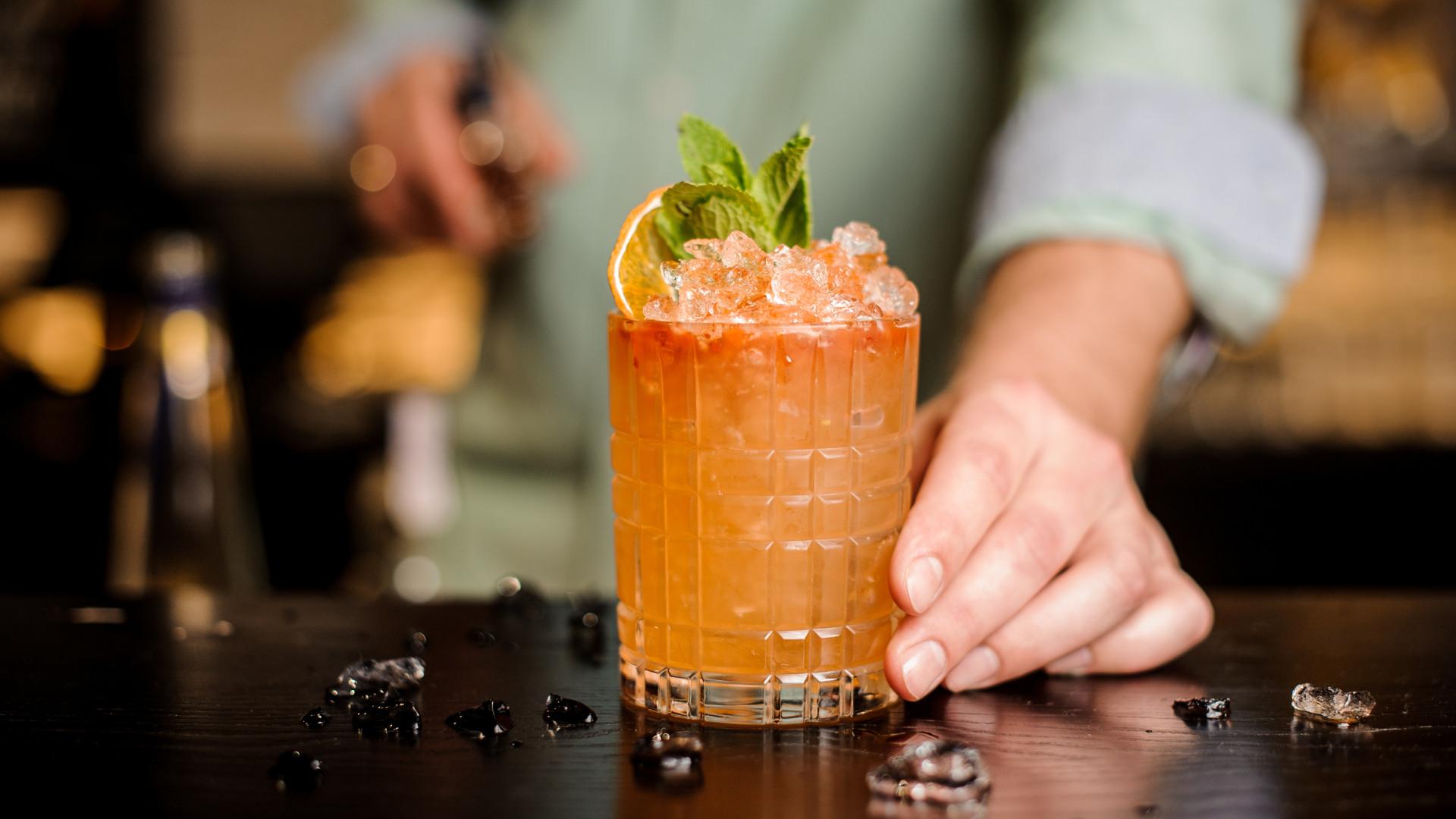 O segredo para o cocktail perfeito é… esperar