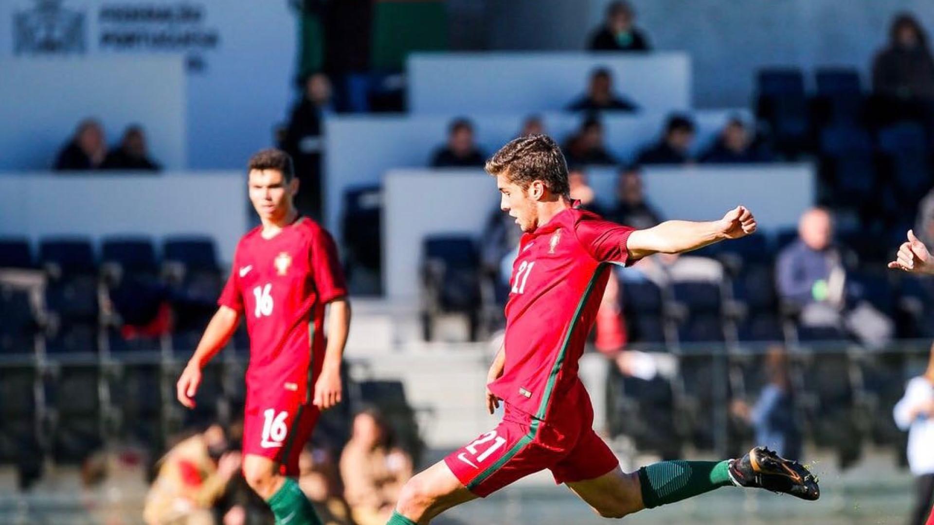Duarte Valente: Apontado ao Benfica, mas sob o radar italiano