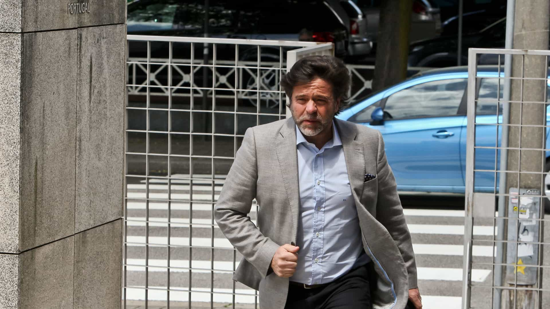 Paulo Lopo 'empurrado' para avançar para a presidência do Sporting