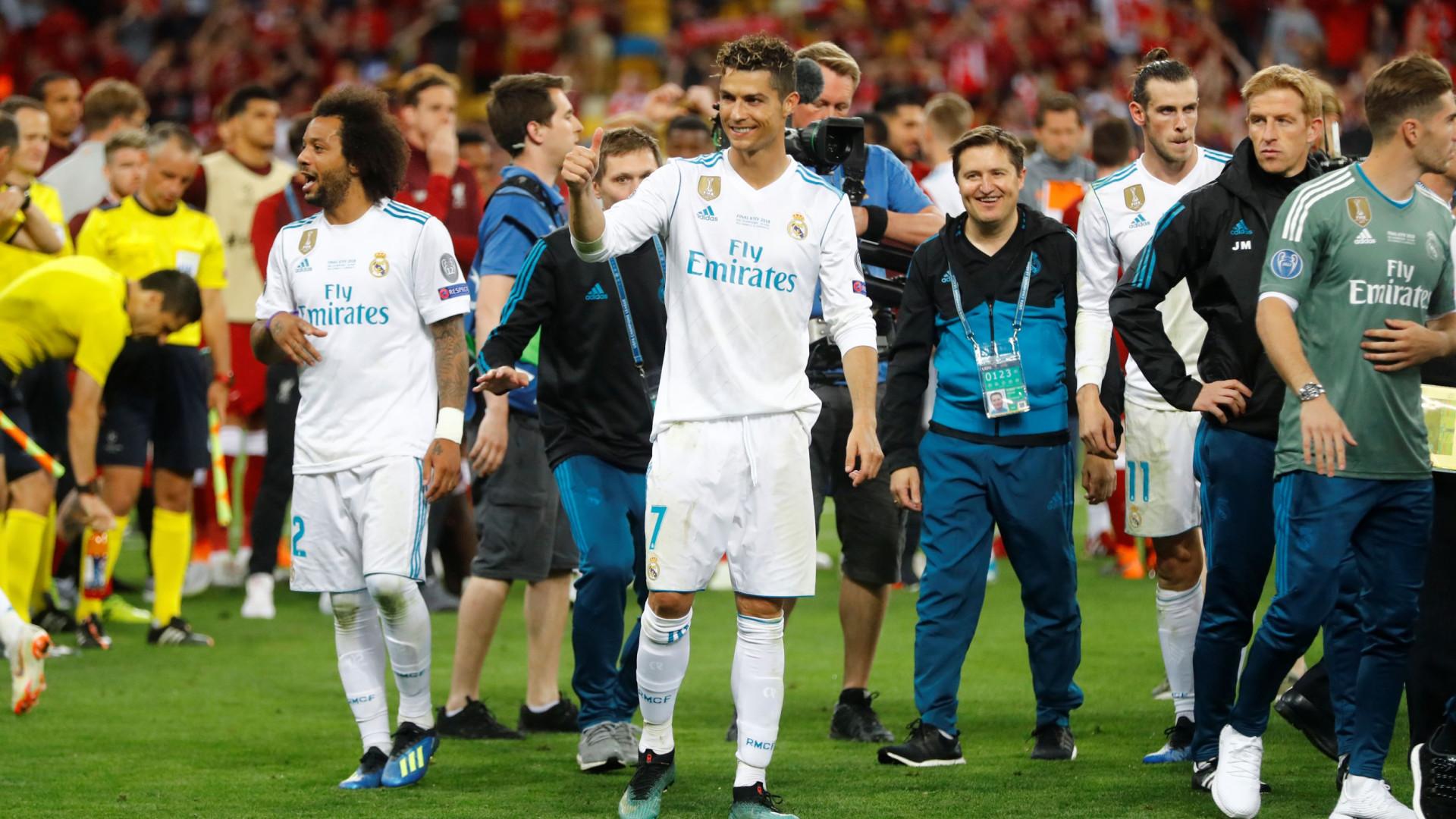 """Ronaldo deixa futuro em aberto: """"Nos próximos dias darei uma resposta"""""""