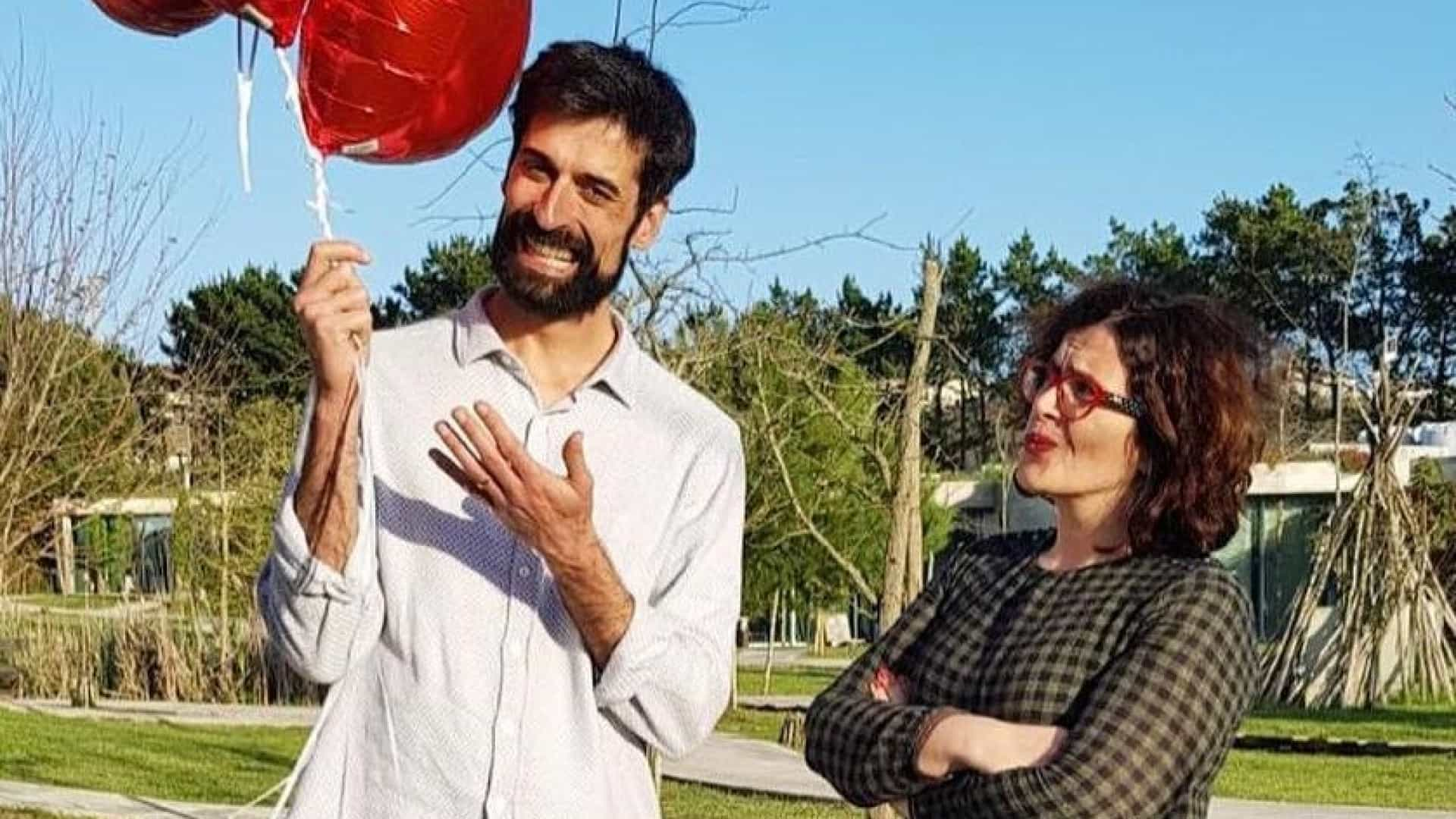 Trair ou não trair? A insólita conversa entre António e Catarina Raminhos