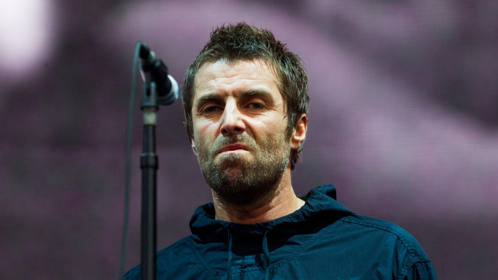 Liam Gallagher chorou muito no seu primeiro encontro com filha de 19 anos