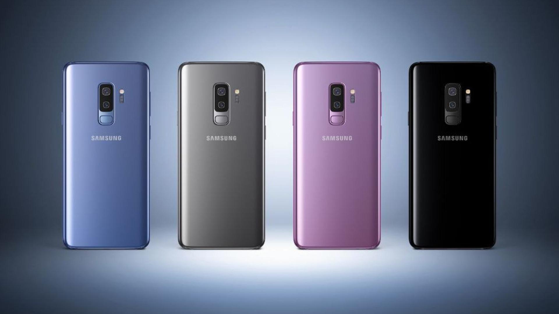 Próximo topo de gama da Samsung disponível em seis cores?