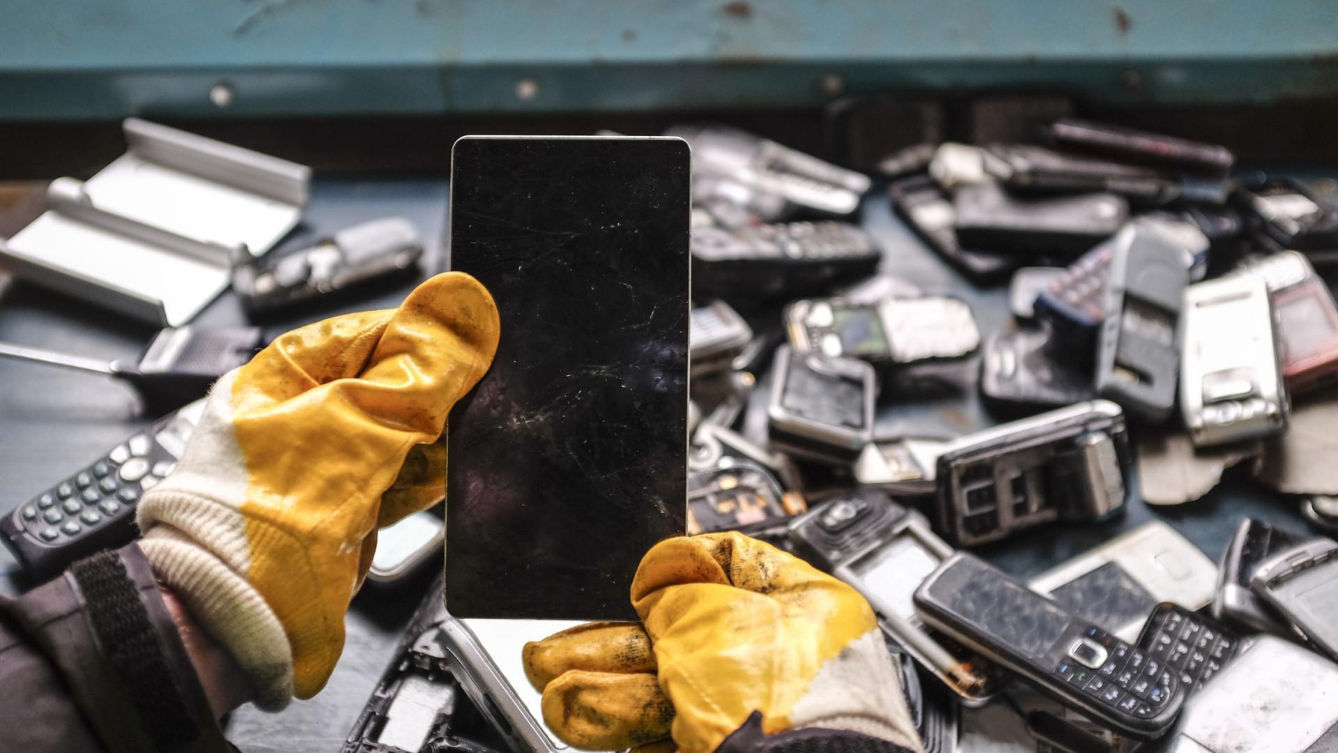 'Second Chance', a segunda vida dos aparelhos que encostou a um canto