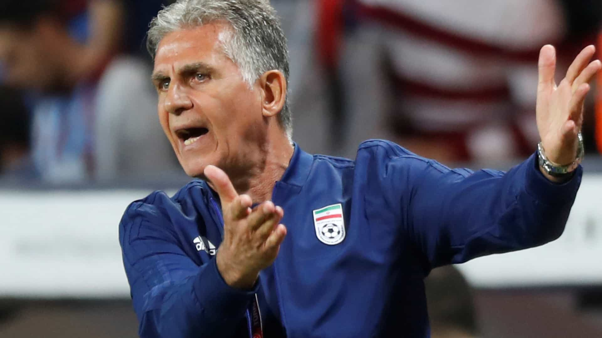 Irão, de Queiroz, vence Vietname e apura-se para oitavos da Taça Asiática