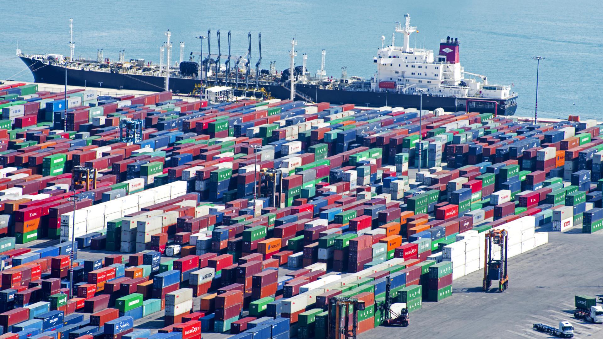 Comércio externo da China cresce 8,6% entre janeiro e julho