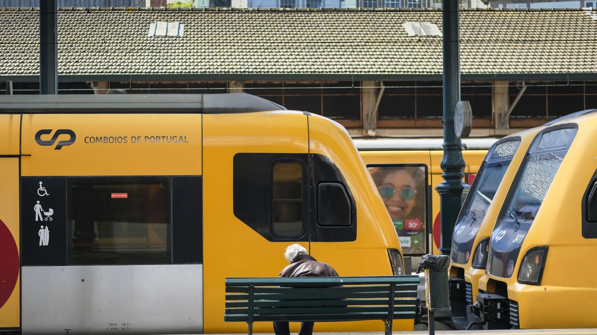 No Dia da Juventude, a CP terá viagens de ida e volta por dois euros