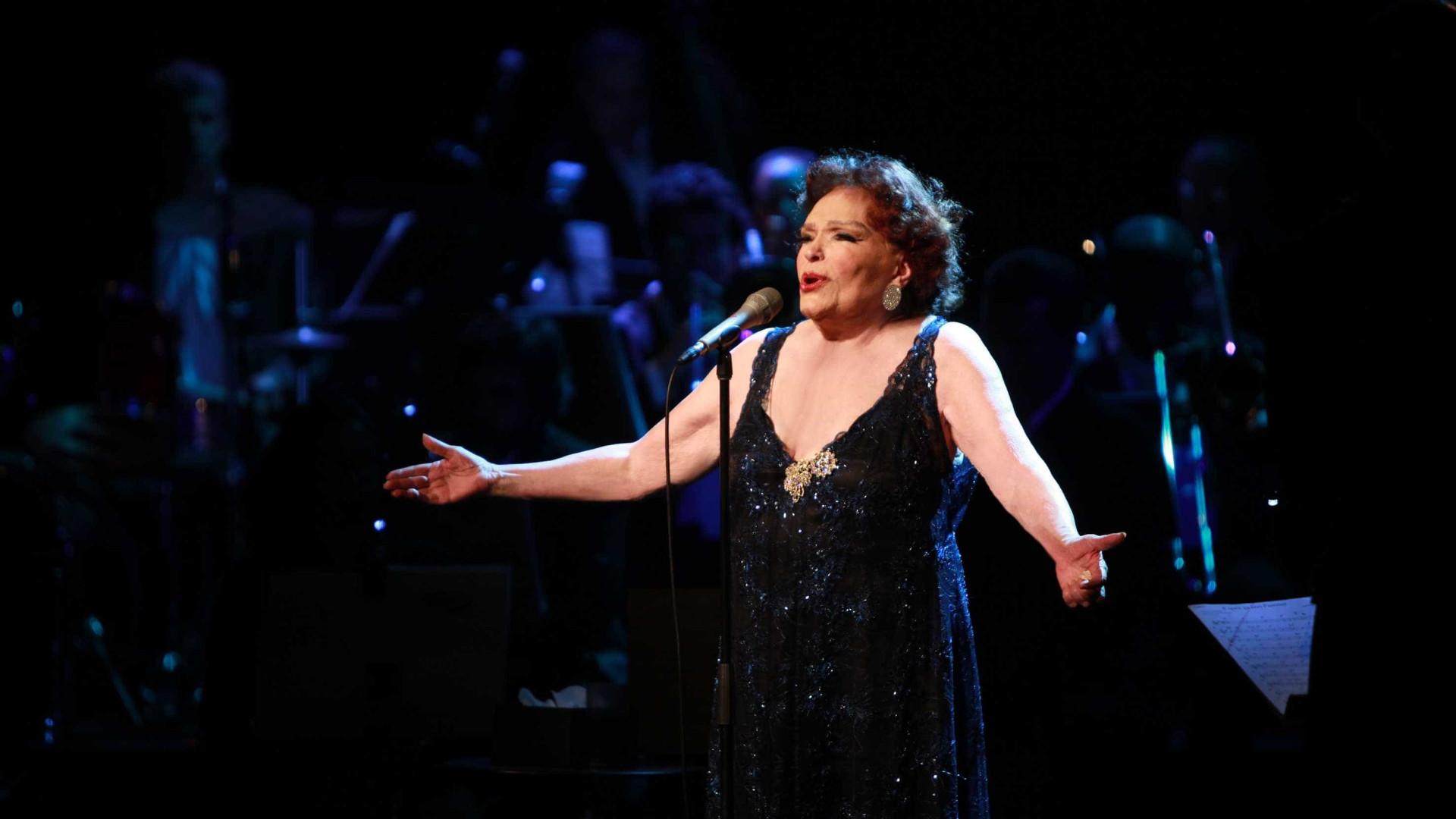 Lenda dos palcos, atriz e cantora Bibi Ferreira morreu. Tinha 96 anos