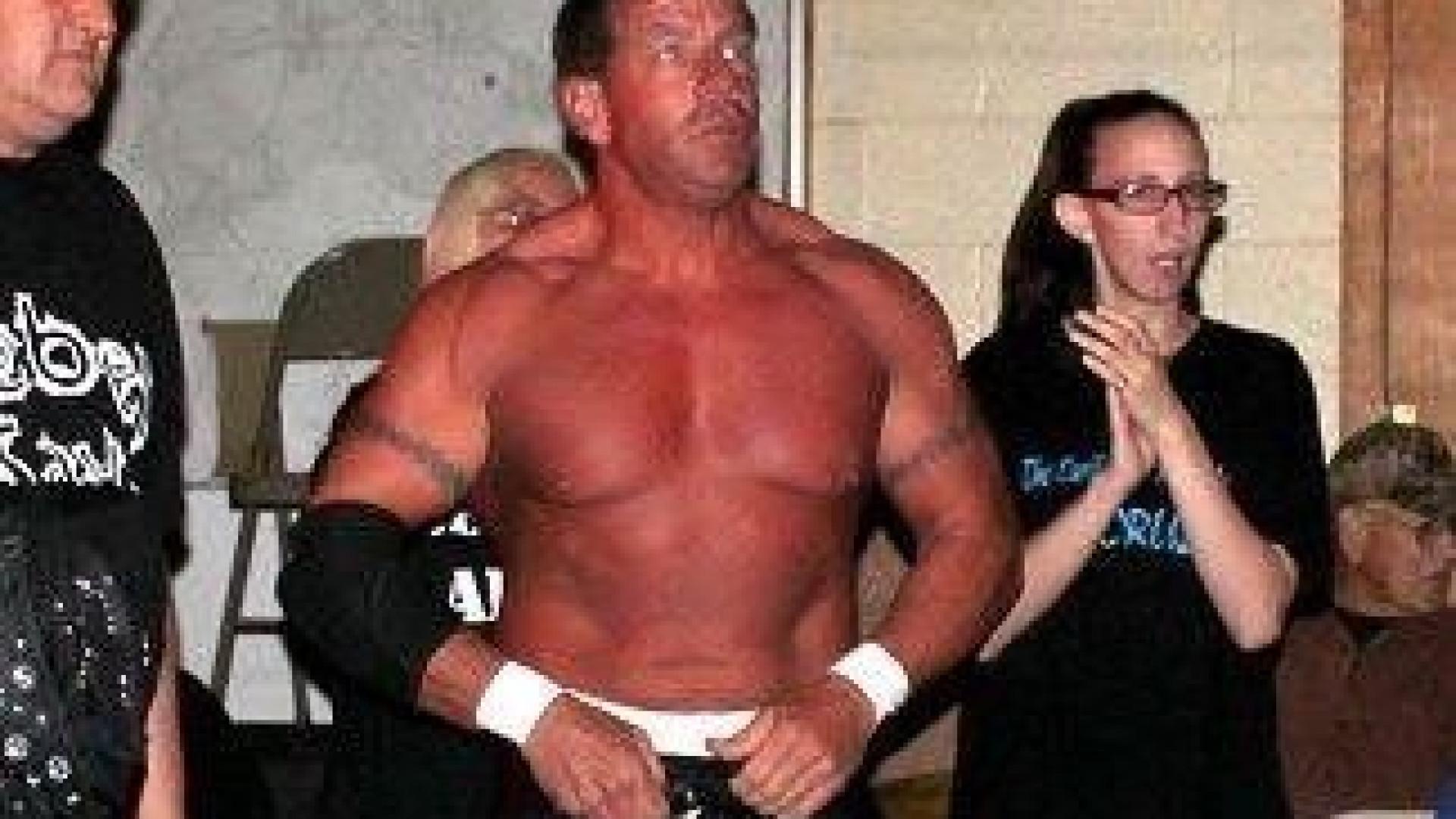 Lutador de Wrestling matou a mulher e suicidou-se em seguida