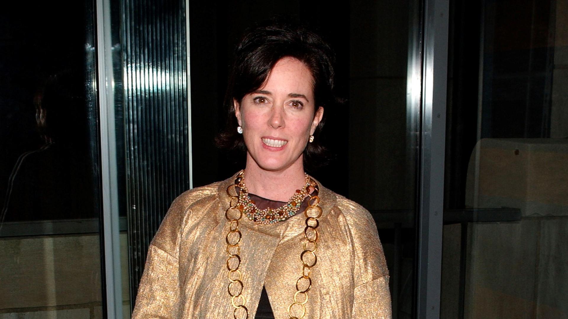 Revelados resultados da autópsia de Kate Spade