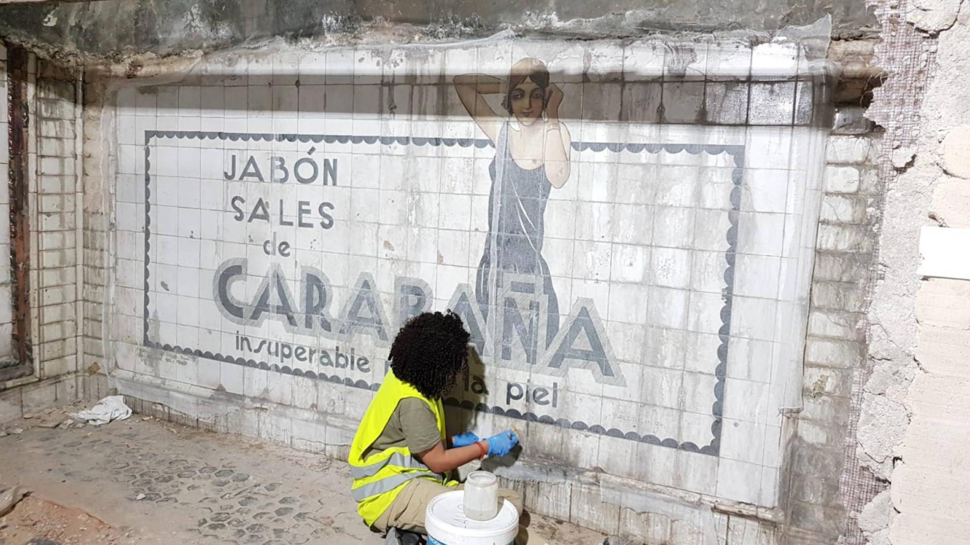 Obras em metro de Sevilha levam a descoberta do século passado