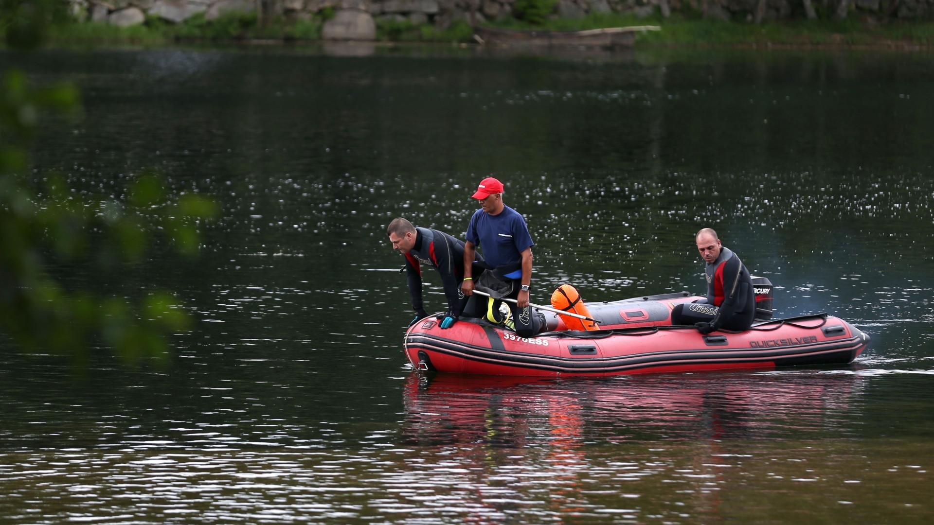 Encontrado o cadáver de um dos homens desaparecidos na Barragem do Pisão
