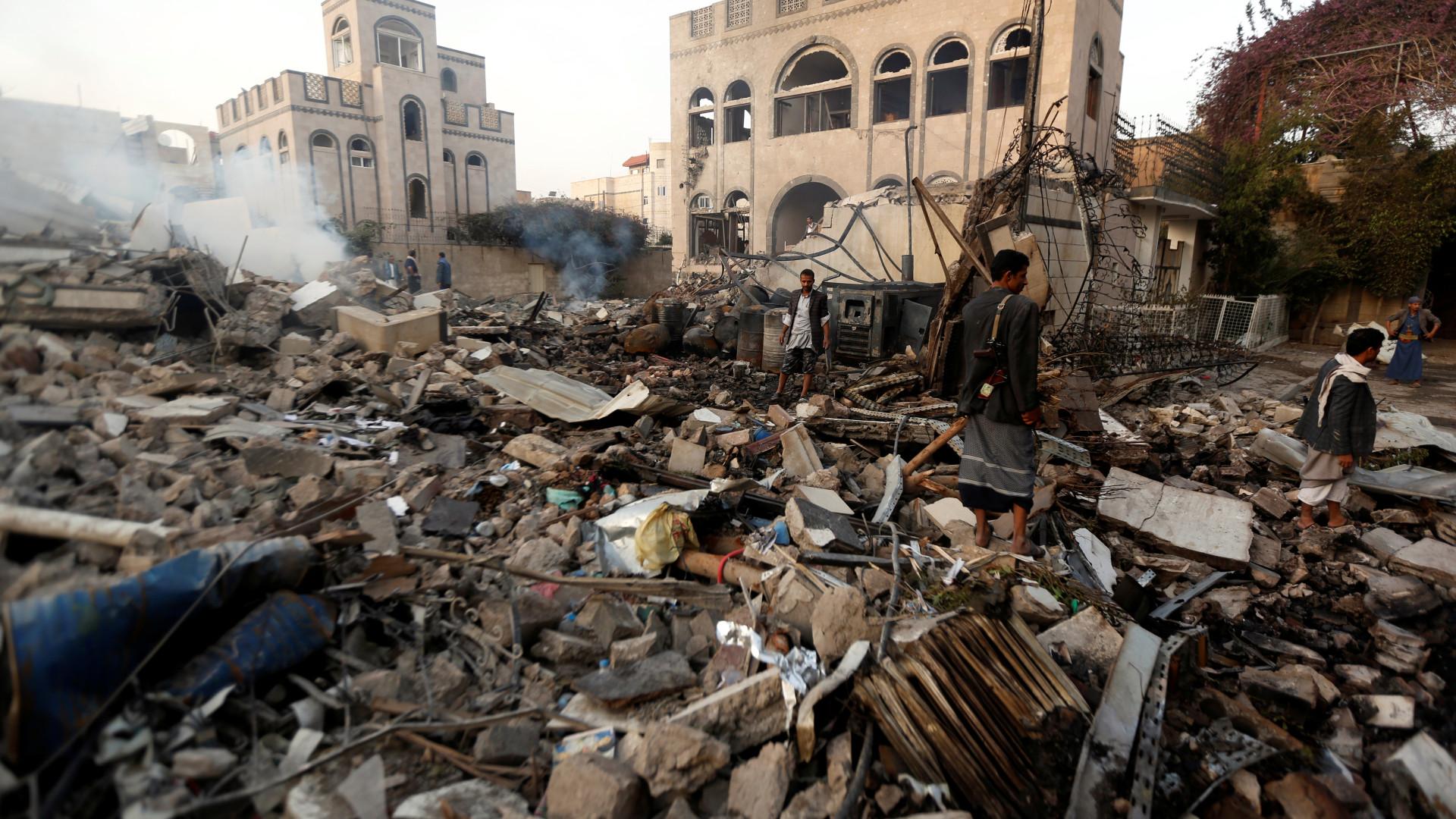Liga Árabe convoca sessão extraordinária para tratar do conflito no Iémen