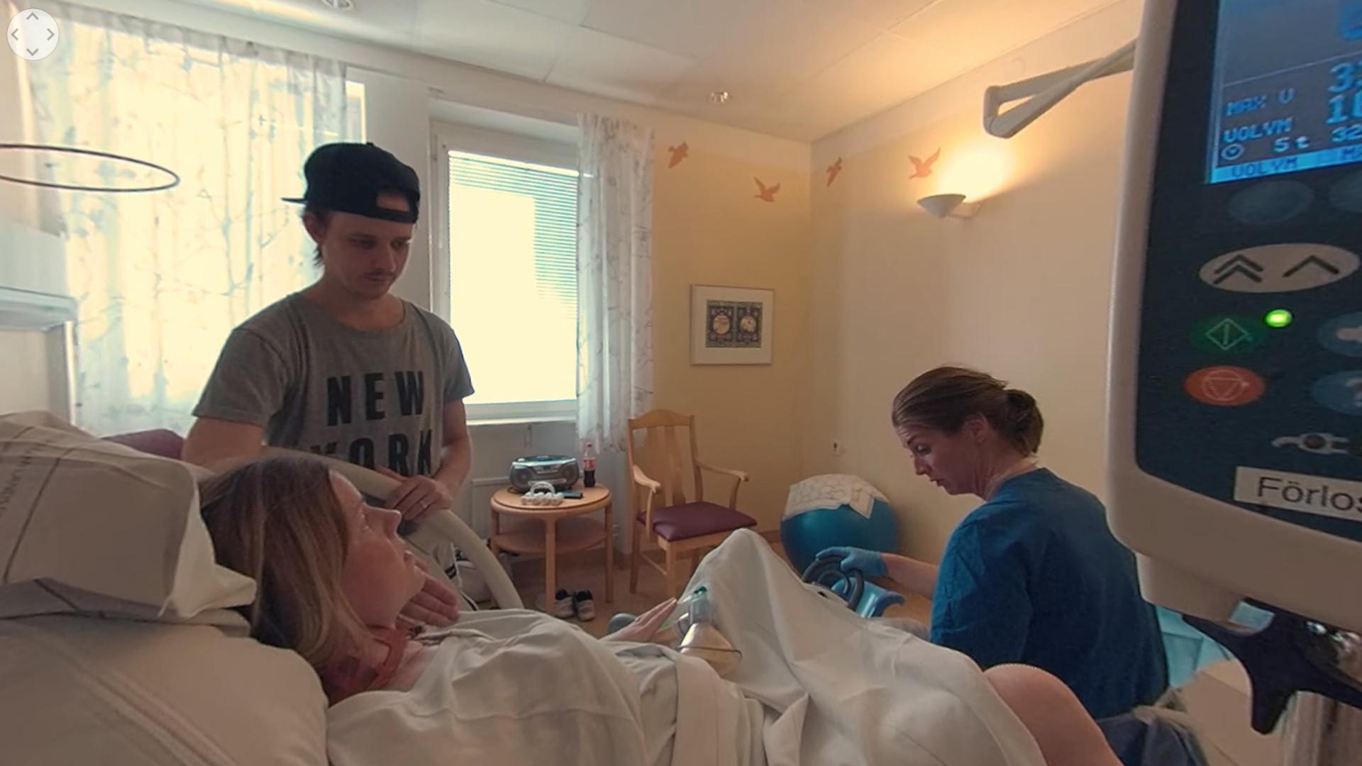 Pode estar na 'primeira fila' de um parto graças à Realidade Virtual