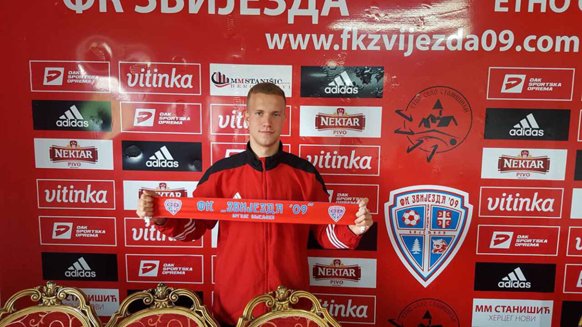 Benfica contrata jovem goleador bósnio