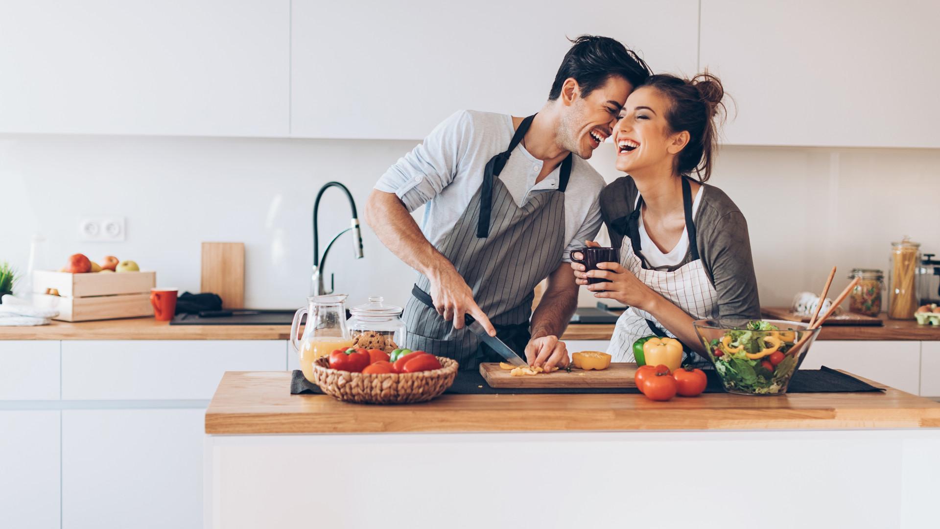 Millennials preferem uma refeição saudável a sexo a meio da semana