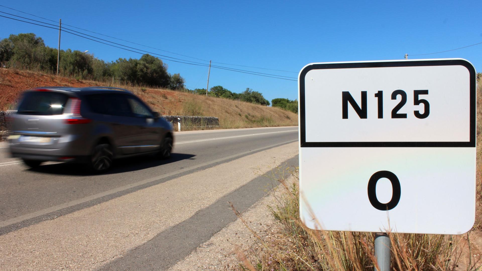 Marcha de 5 quilómetros pede hoje requalificação urgente da EN125