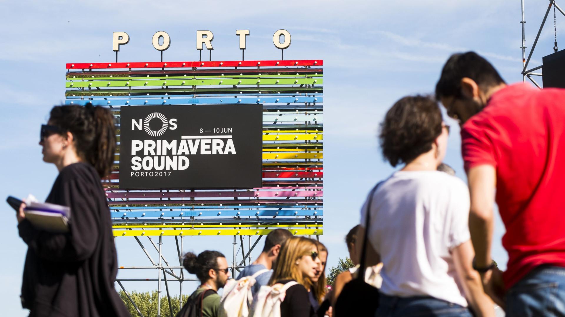 Primavera Sound teve um impacto económico de 19,7 milhões para o Porto