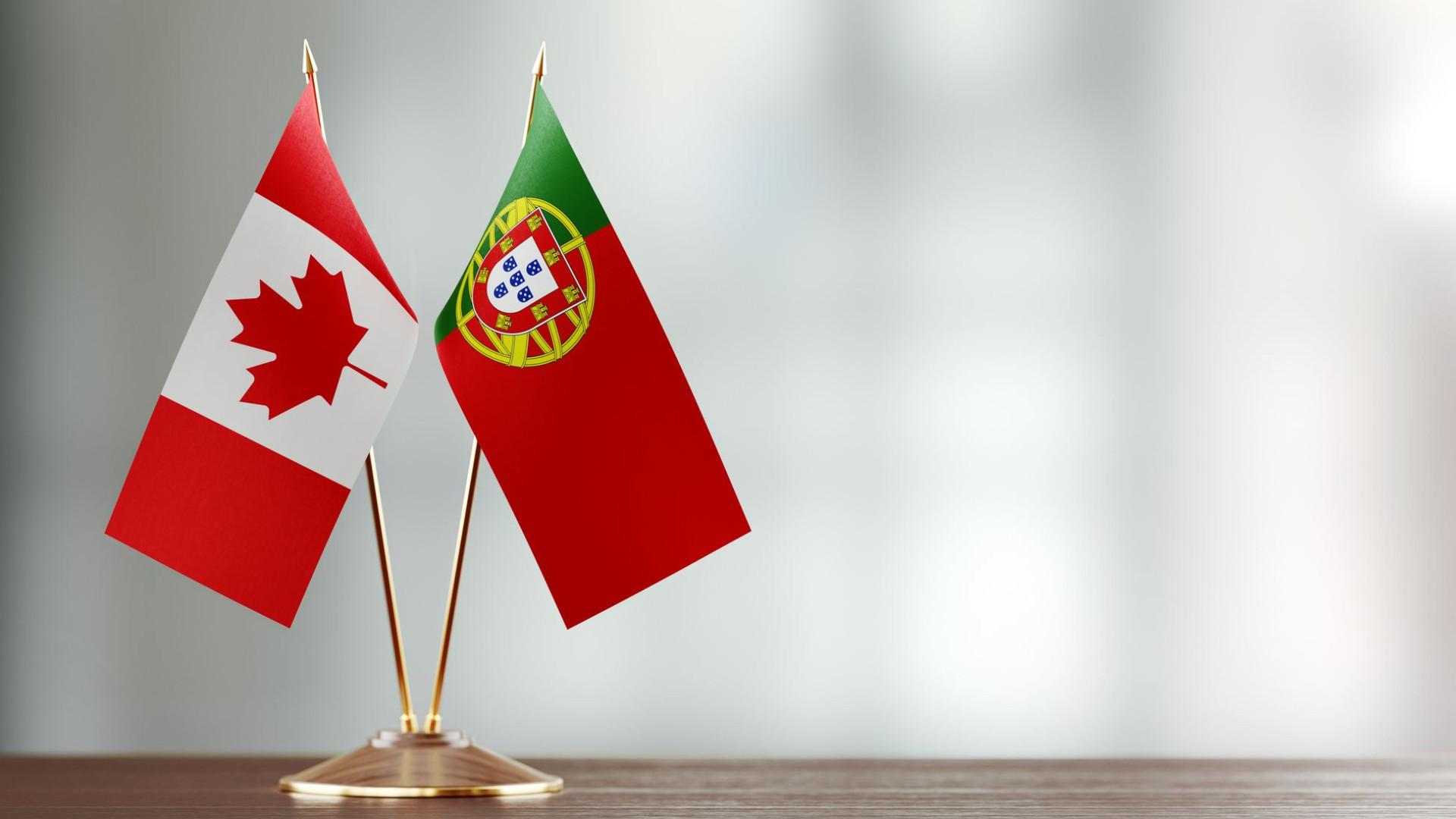 Portugal recebeu mais 30% de turistas do Canadá em 2017