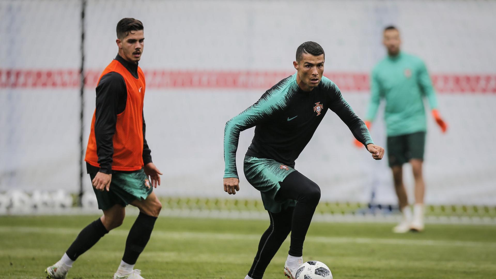 Cristiano Ronaldo arranca Mundial em busca de mais história