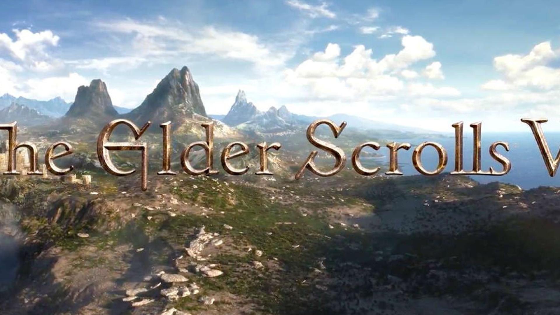 Há um novo 'The Elder Scrolls' a caminho