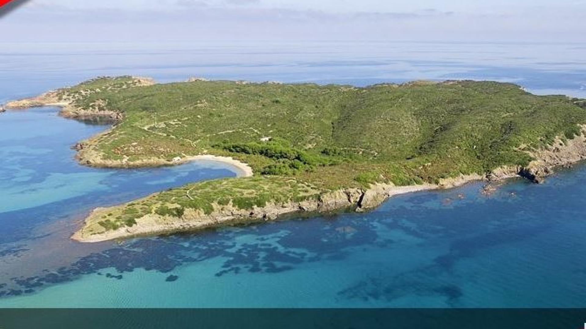 Esta ilha espanhola foi vendida (com desconto) por 3,2 milhões de euros