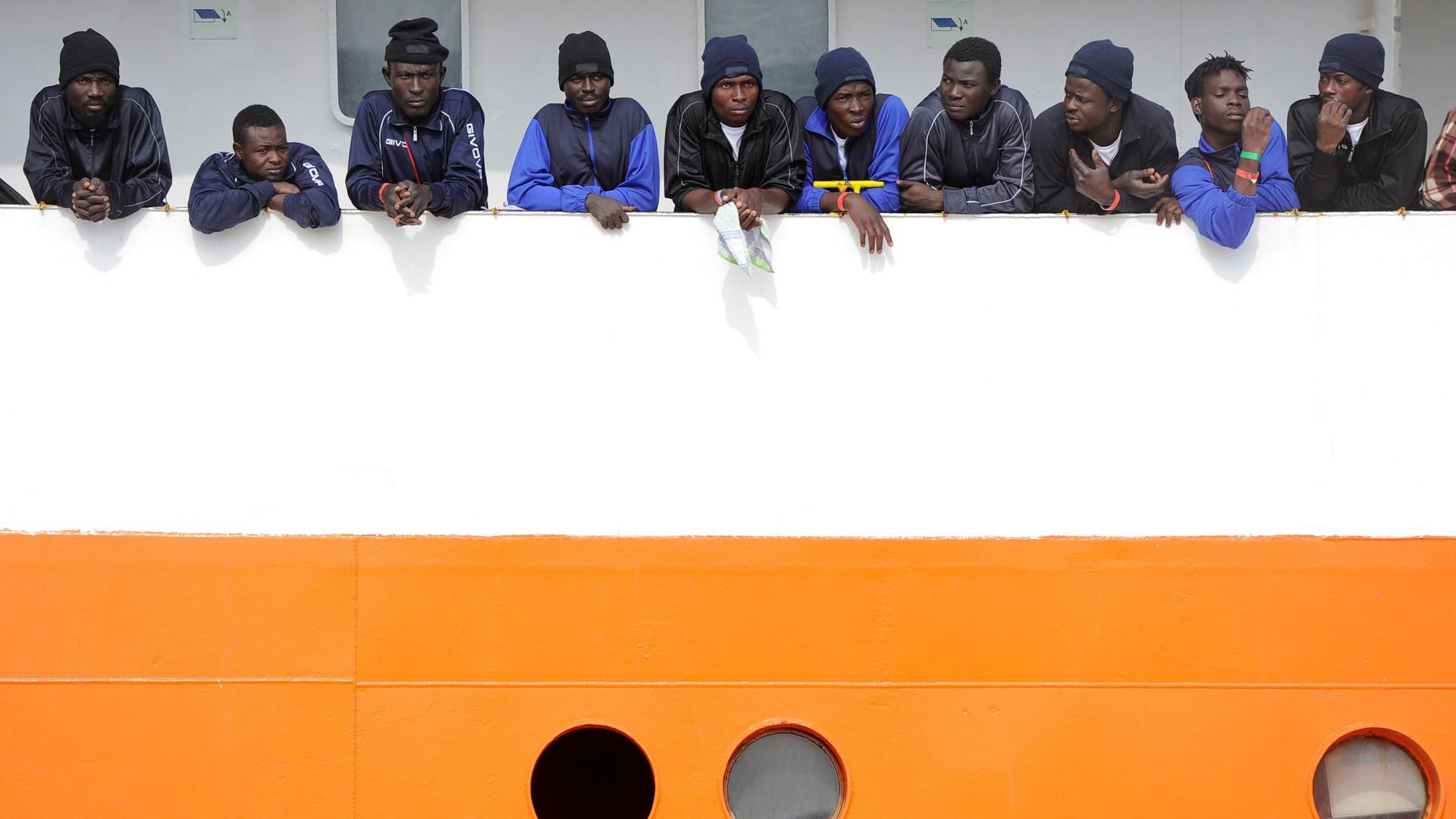 """SOS Mediterrâneo preocupada com """"mortes anunciadas"""" no mar"""