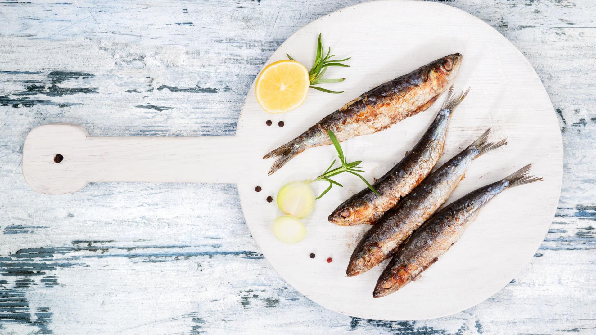 Jantemos sardinhas sem culpa (os nutricionistas aconselham)