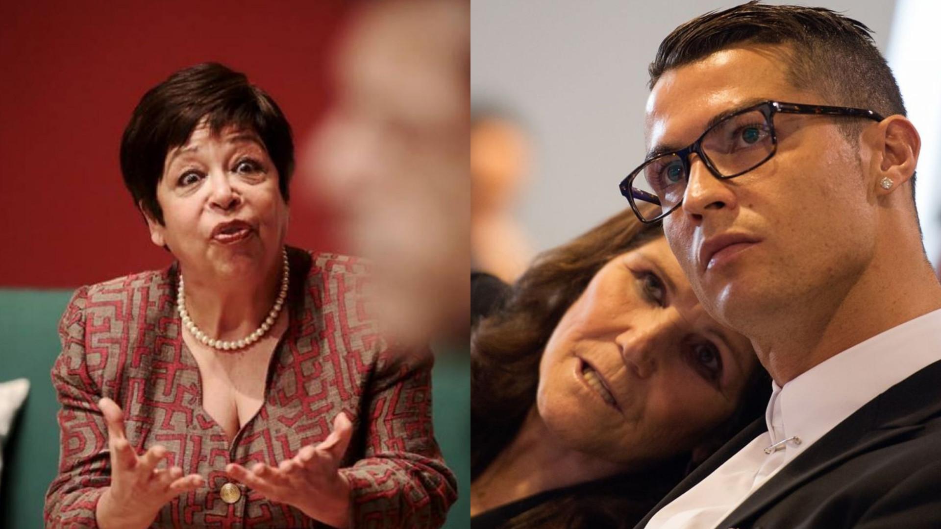 """Maria Vieira arrasa Dolores: """"É famosa por ser mãe de um jogador"""""""
