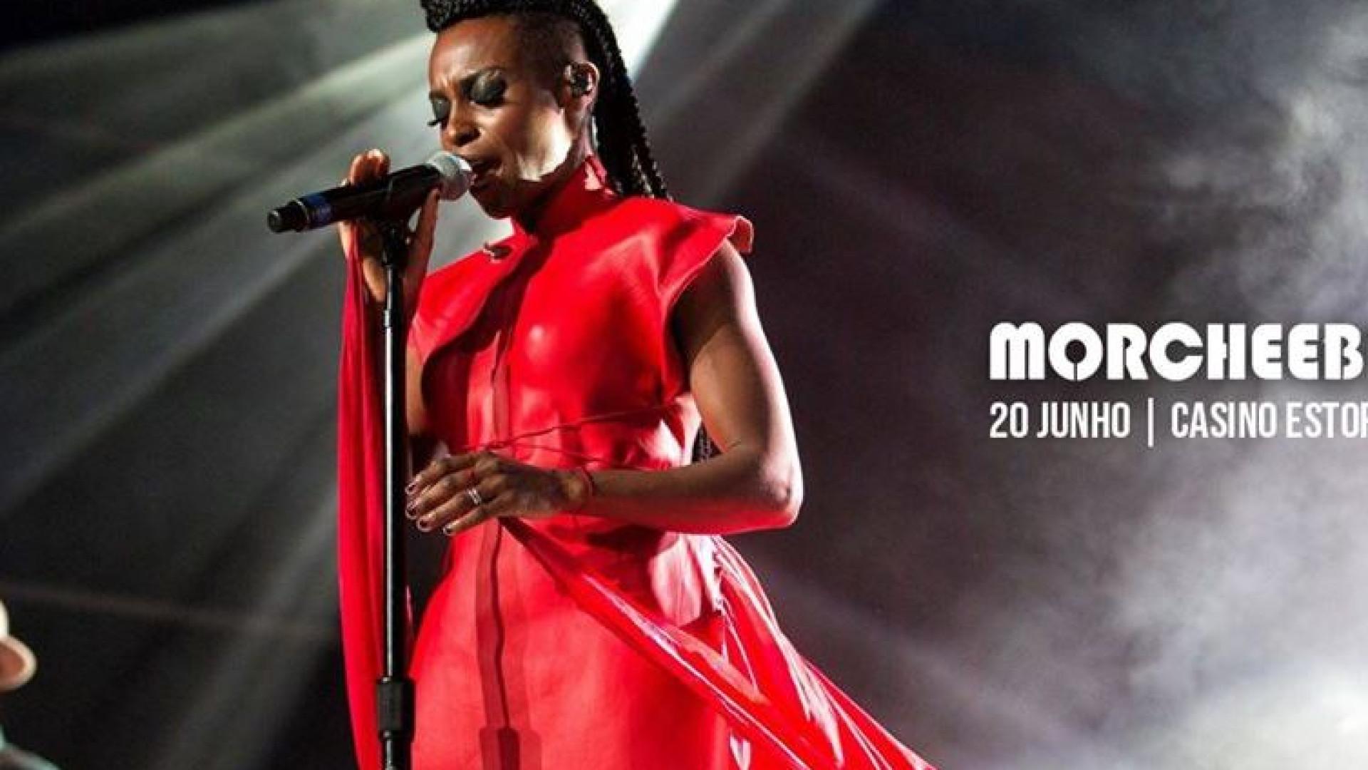 Concerto dos Morcheeba no Estoril é já para a semana
