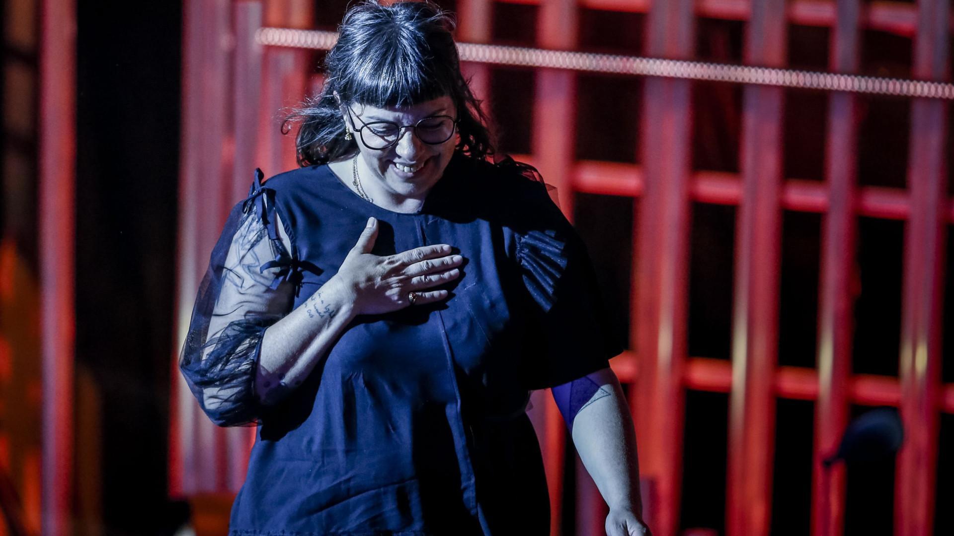 Este fim de semana, há grandes descontos nas peças de Alexandra Moura