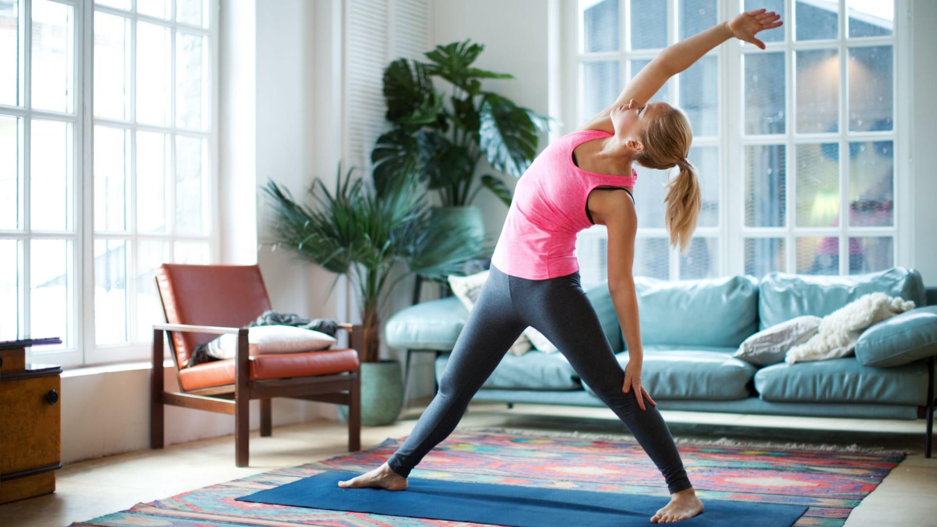 Sete passos para começar a exercitar-se em casa, sem gastar dinheiro