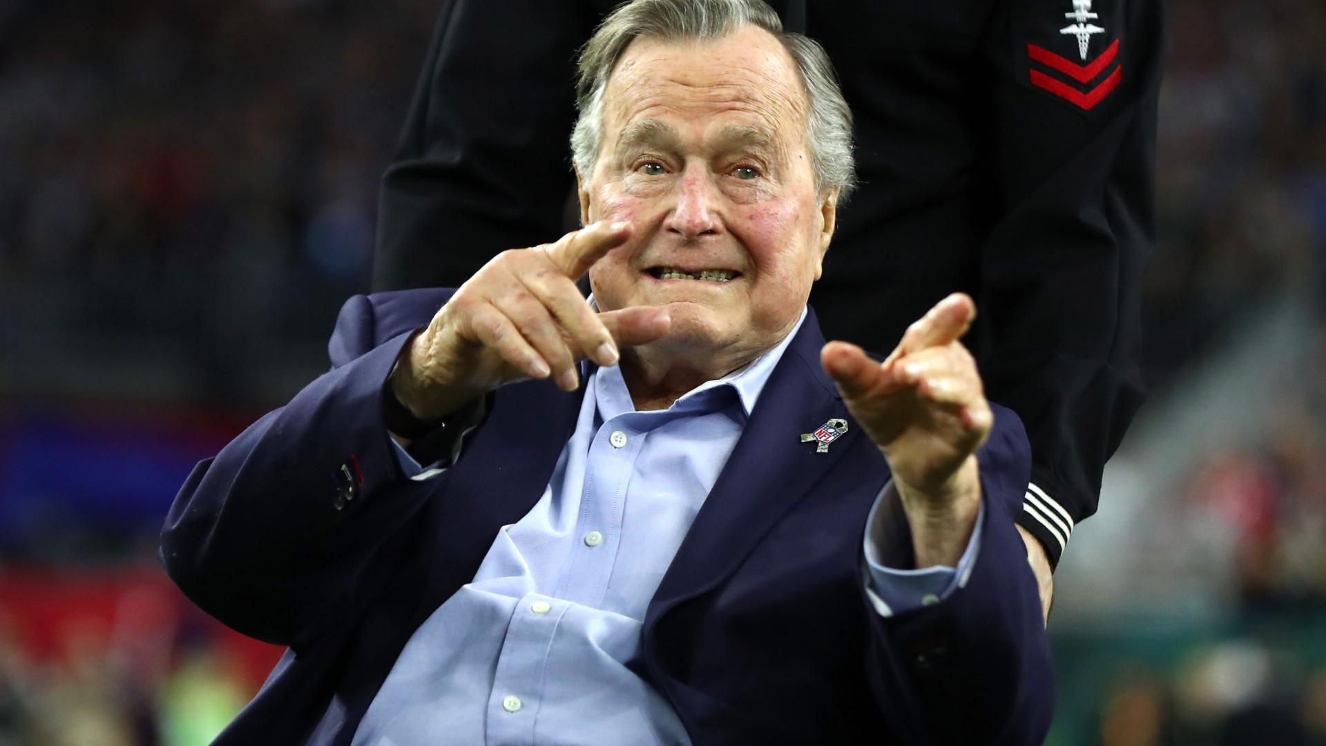 Morreu George H. W. Bush, antigo presidente dos EUA