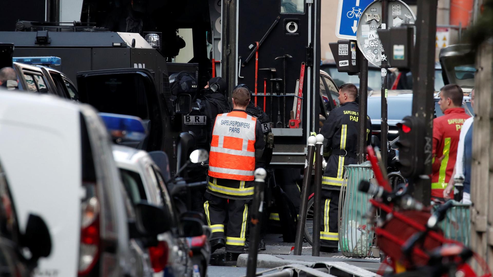 Paris: Sequestrador terá 26 anos e será de nacionalidade marroquina