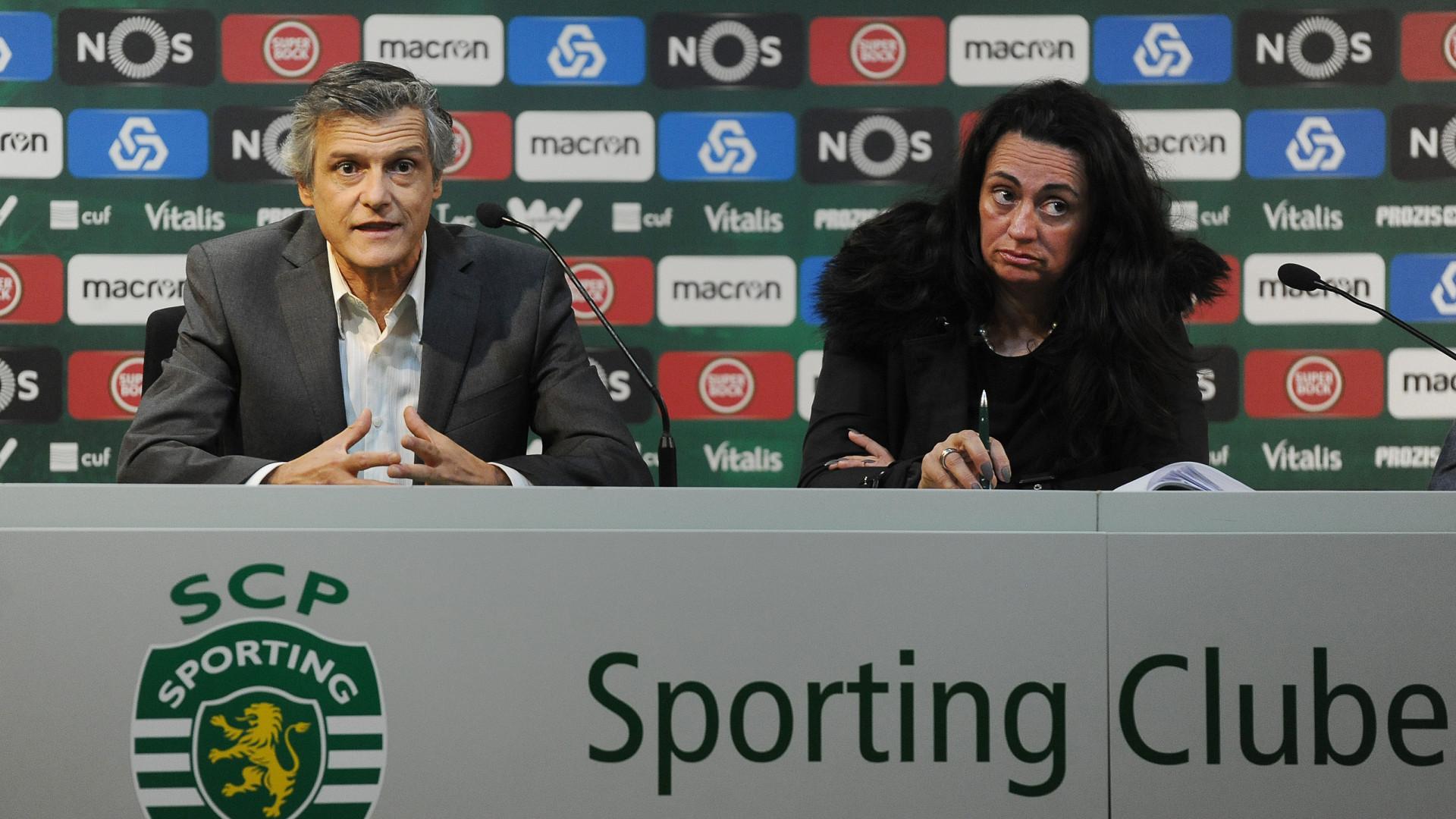 """""""Bruno de Carvalho continua a ser presidente do Sporting"""""""