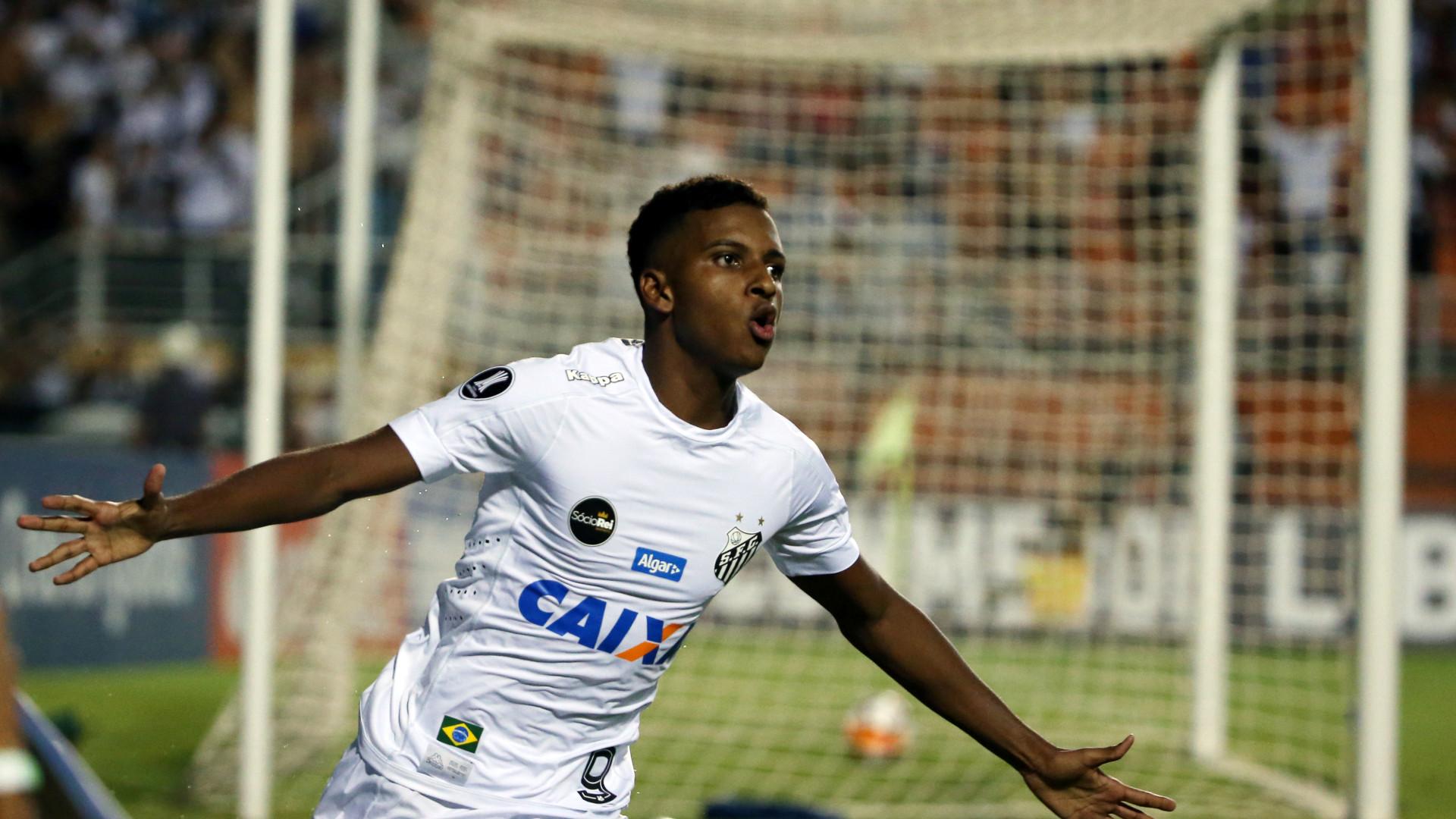 Novo astro brasileiro está a caminho do Real Madrid por 45 milhões