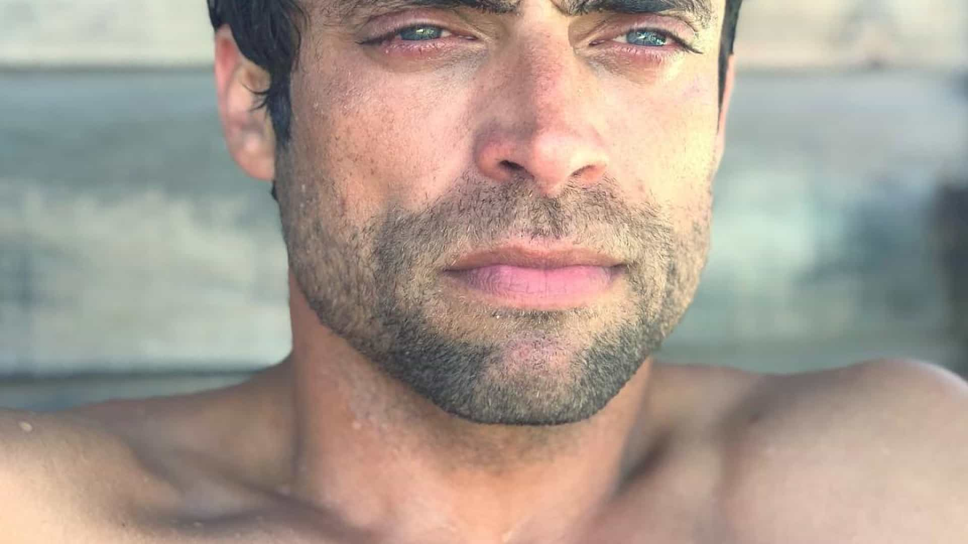 """Diogo Amaral: """"Estava tão a precisar de refletir sobre a vida"""""""