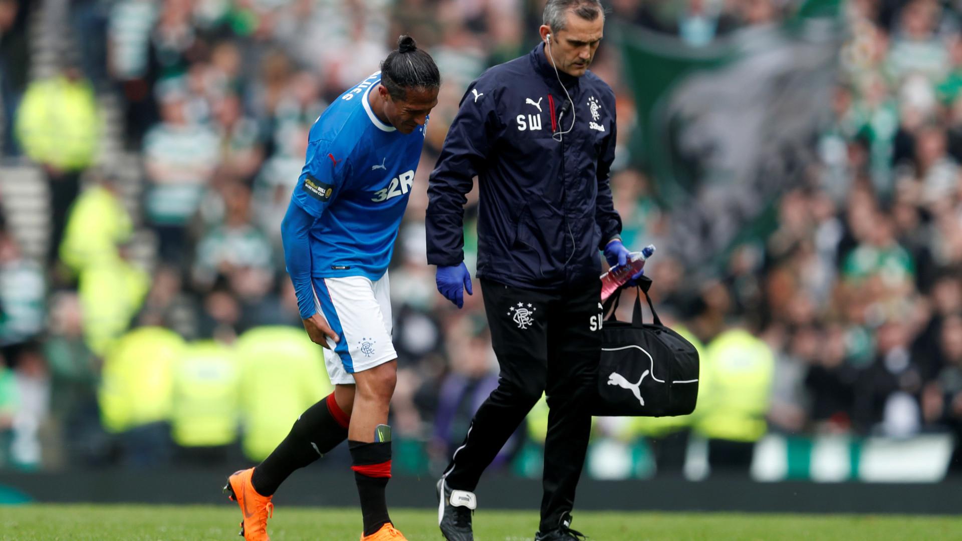 """Ex-Celtic arrasa Bruno Alves: """"Parece um velho a coxear no relvado"""""""