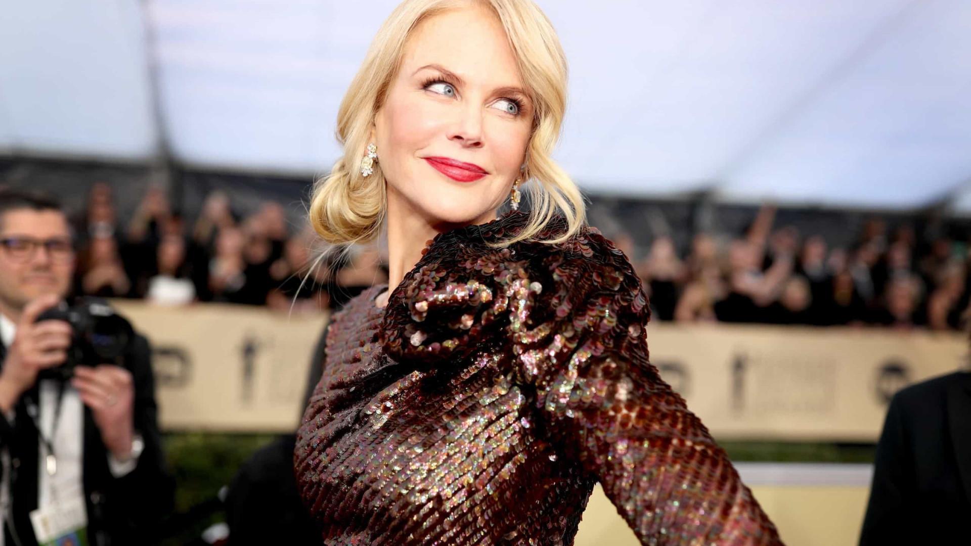 Nicole Kidman é ou não uma celebridade? Atriz compara-se a Beyoncé