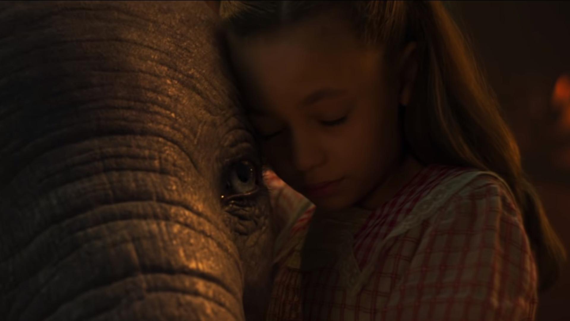 Eis o primeiro vislumbre de 'Dumbo' pela imaginação de Tim Burton