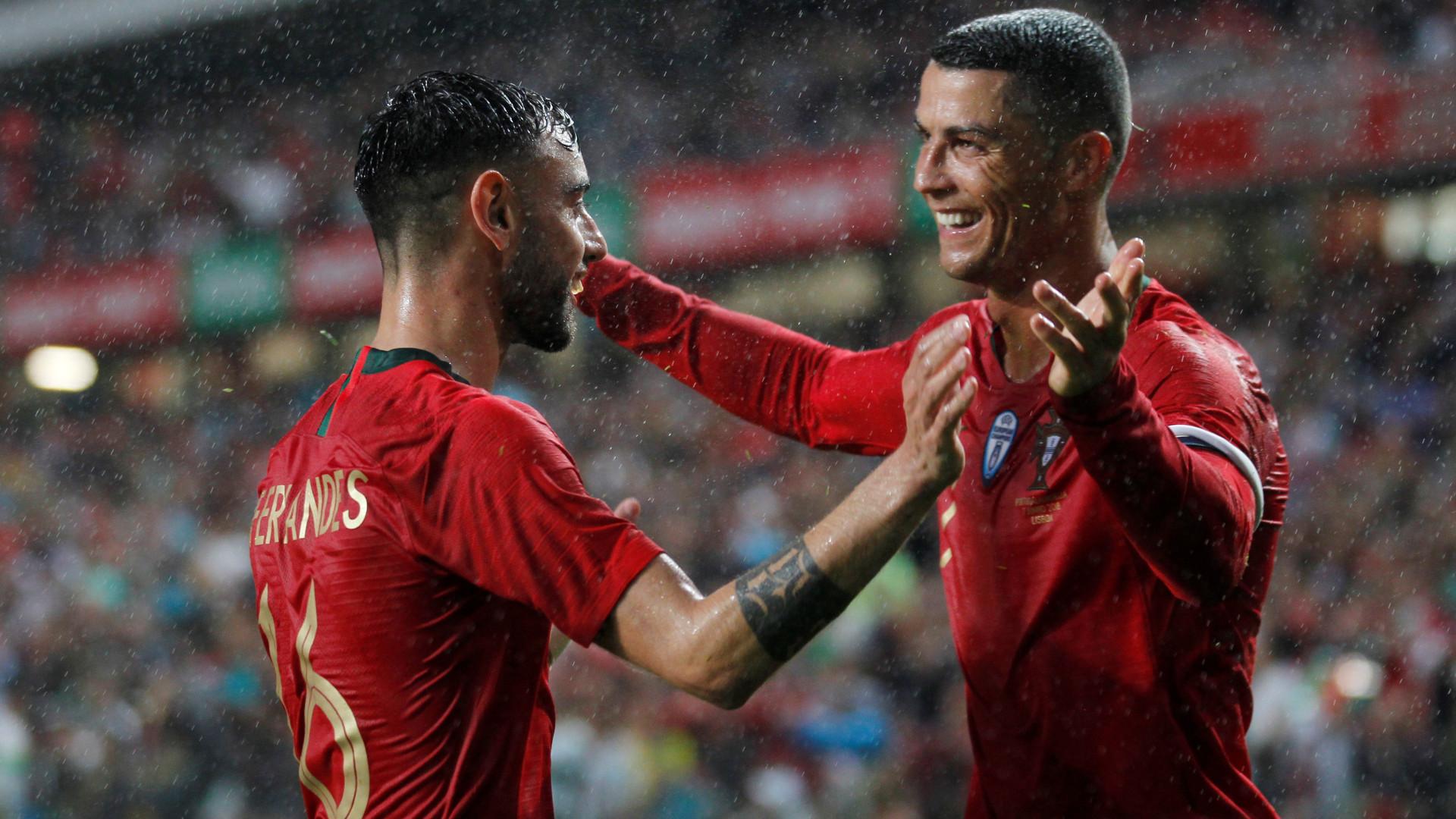 """""""Vamos ganhar à Espanha"""""""