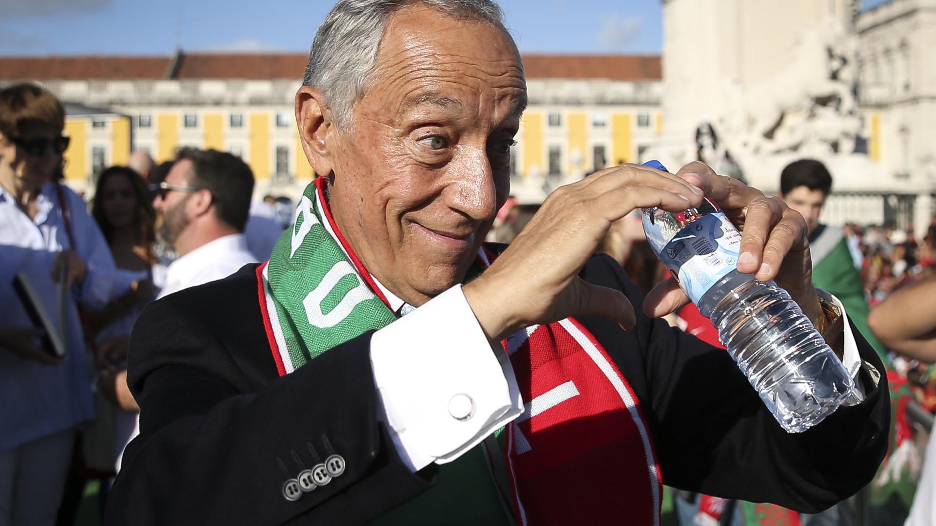 Marcelo vai subir ao palco do Rock in Rio e cantar com os Xutos